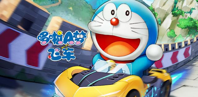 Serial Kartun Doraemon Kembali Dapatkan Adaptasi Game Mobile