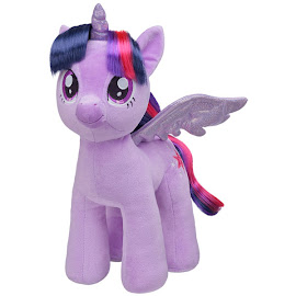 My Little Pony Twilight Sparkle Plush by Build-a-Bear
