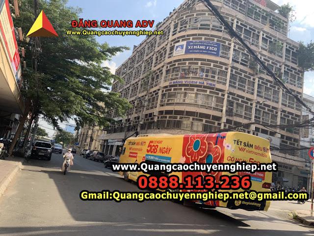 Quảng cáo Roadshow ô tô