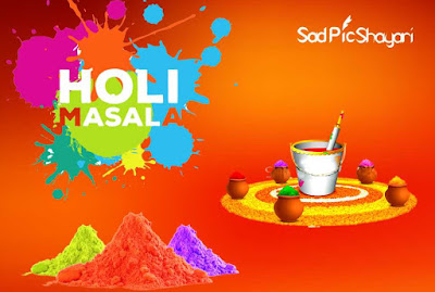 Happy Holi Status Image 2021