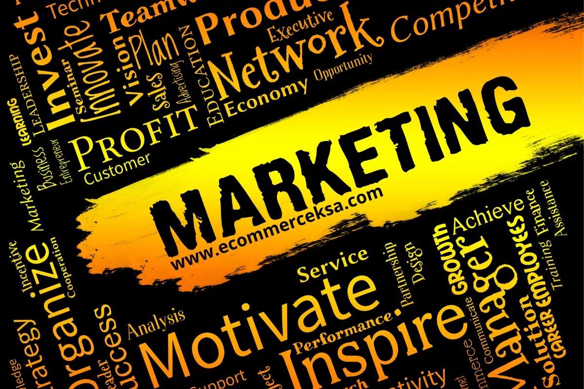 التسويق الالكتروني electronic marketing