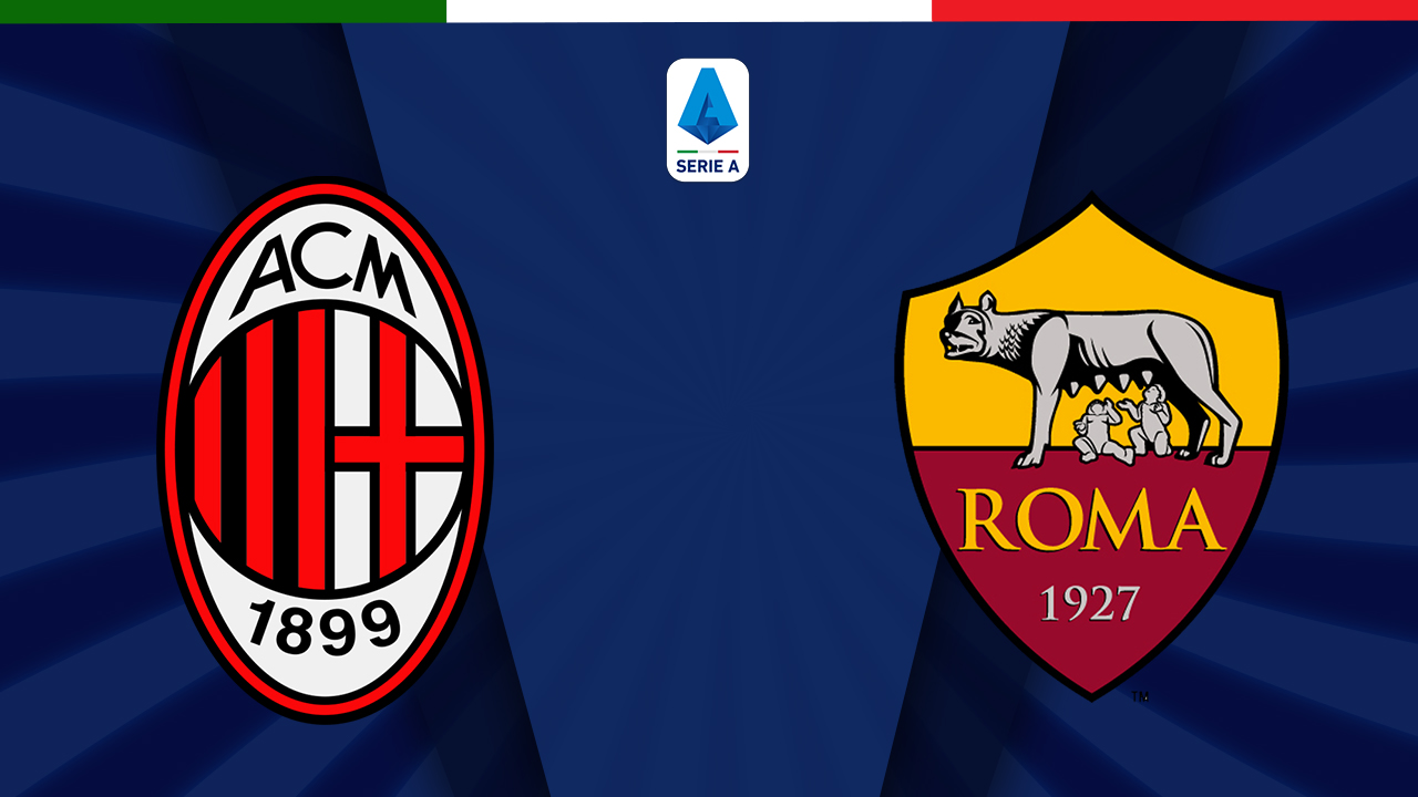 بث مباشر مباراة ميلان وروما
