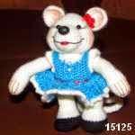 patron rata gratis amigurumi, free amigurumi patter rat