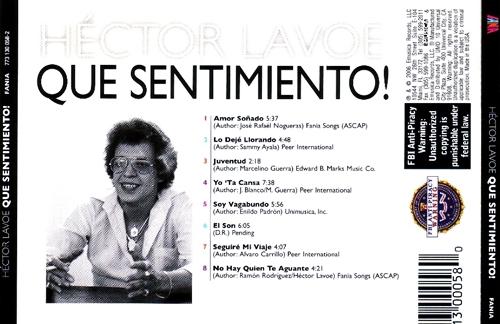 Juventud | Hector Lavoe Lyrics
