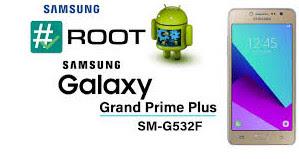 اسرع طريقة لعمل روت  galaxy grand prime sm g532f