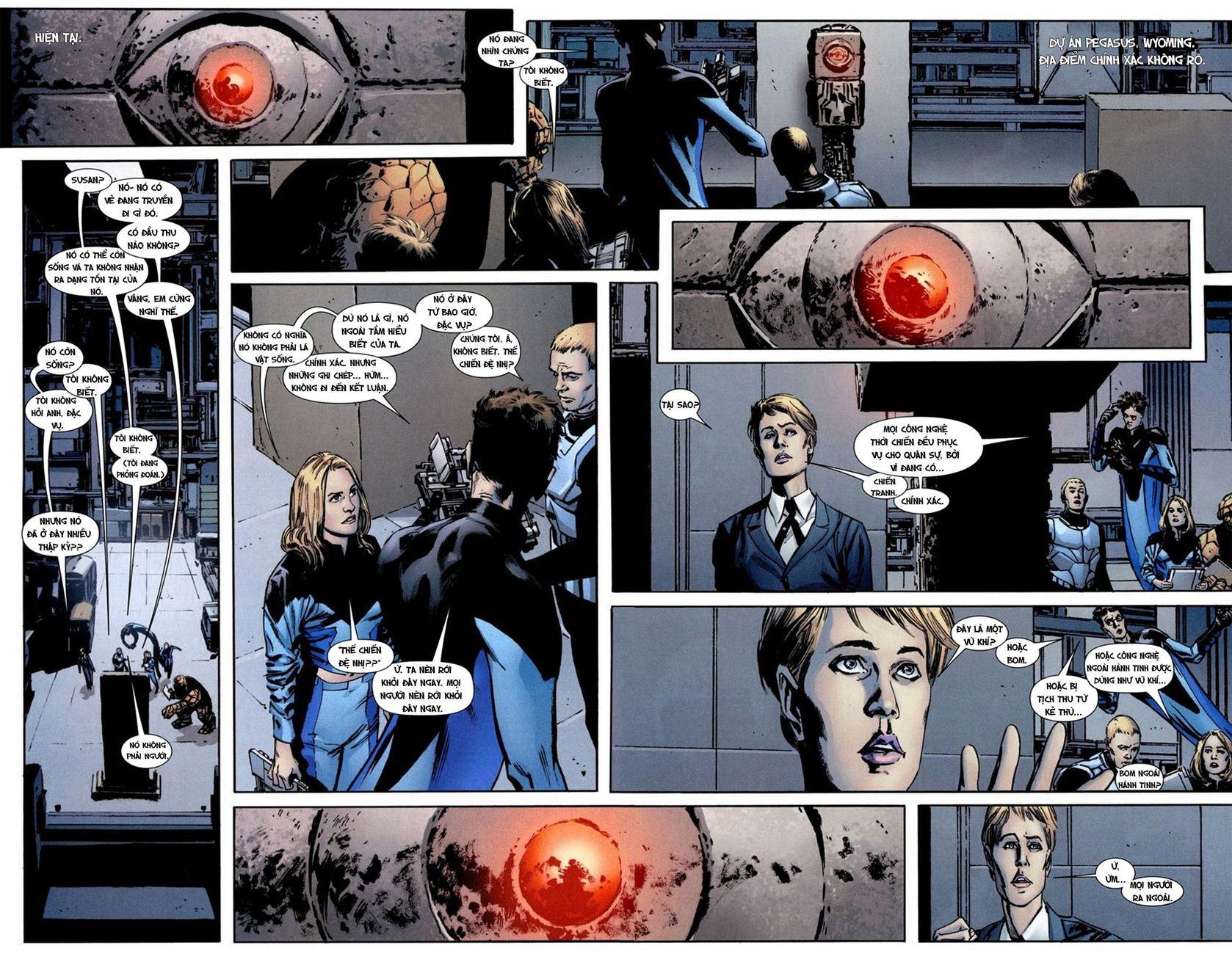 Ultimate Origin chap 3 trang 4