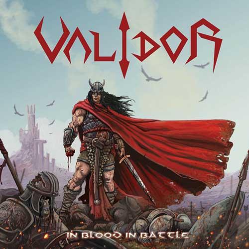 """Ο δίσκος των Validor """"In Blood in Battle"""""""