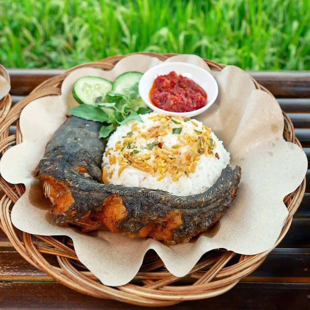 Harga Makanan di Nggon Ngisis Sleman