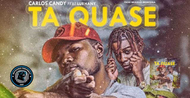 Rap Angolano | Carlos Candy - Tá quase (Ft. Lurhany)