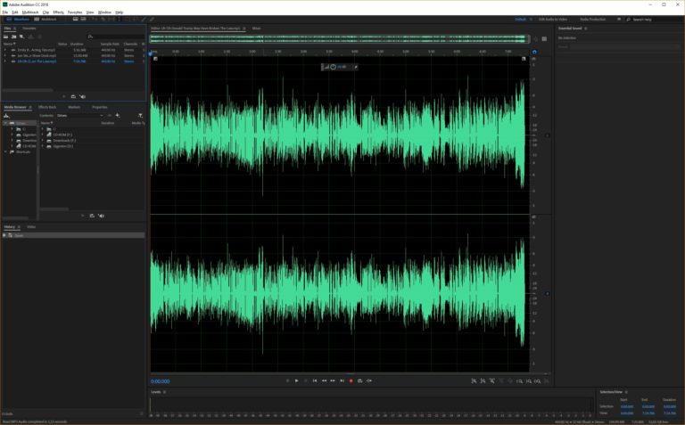Adobe Audition CC 2018 ​Full Review​
