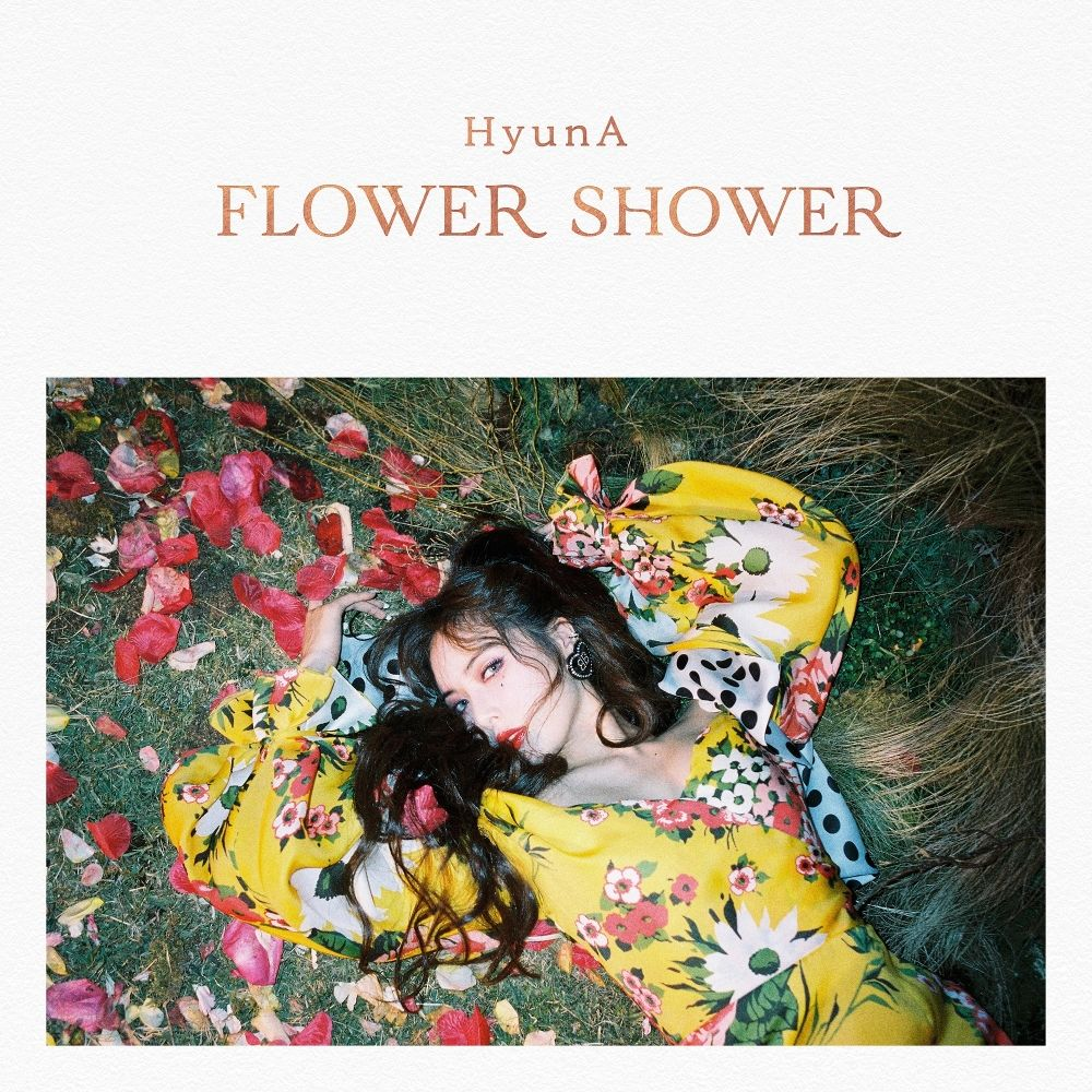HyunA – FLOWER SHOWER – Single (ITUNES PLUS AAC M4A)