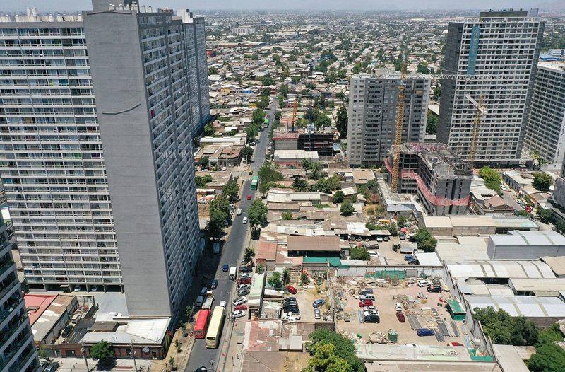 Corte Suprema rechazó construcción de edificios por número de estacionamientos