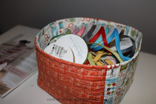 Ribbon Basket