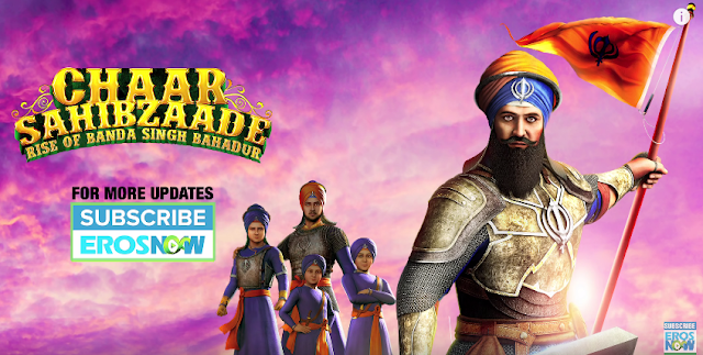 Chaar Sahibzaade 2  Rise of Banda Singh Bahadur HD Movie  Wallpapers
