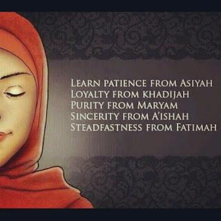 Maryam : Wanita TAAT yang SUCI