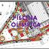 PISCINA OLÍMPICA PLANOS DE  ARQUITECTURA EN  AUTOCAD