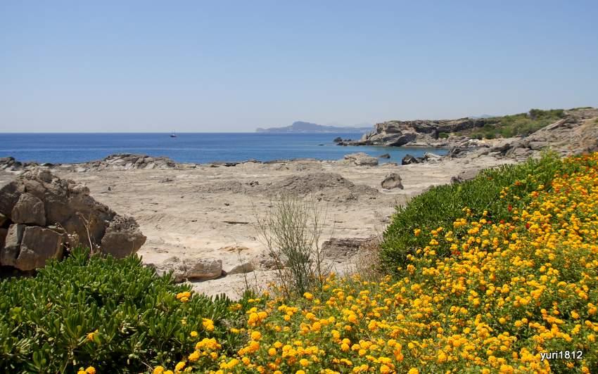 Калифея, Родос, Греция.