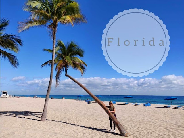 Florida on the road: spiaggia fort lauderdale