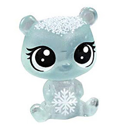 LPS Series 5 Frosted Wonderland Tube Bear (#No#) Pet