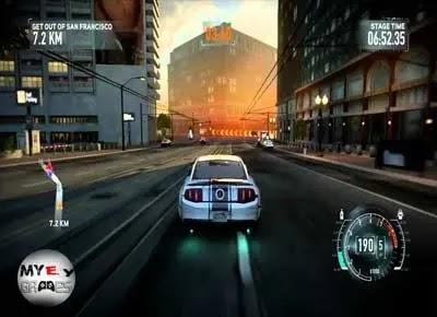 شرح لعبة Need for Speed The Run للكمبيوتر من ميديا فاير