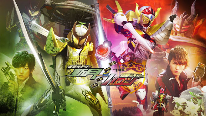 Kamen Rider Gaim Gaiden: Zangetsu and Baron Subtitle Indonesia