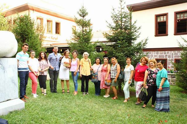 Ankaralı bloggerlar