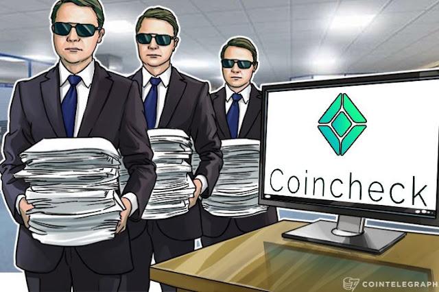 FSA tiến hành thanh tra an ninh mạng sàn Coincheck và NEM