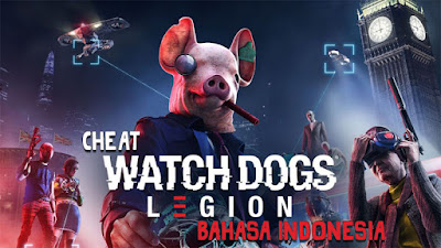Trainer Game Watch Dogs: Legion PC Terbaru