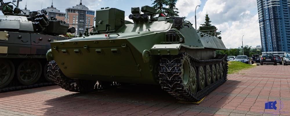 Модернізований СПТРК Штурм-С на Зброя та безпека