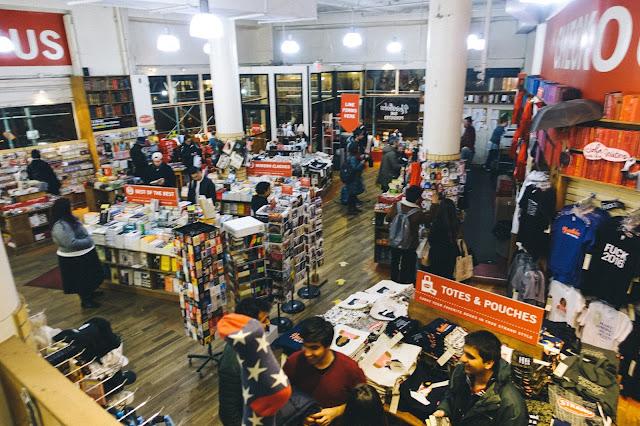 ストランド・ブック・ストア(Strand Book Store)
