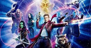Guardianes de la Galaxia en Avengers: Infinity War