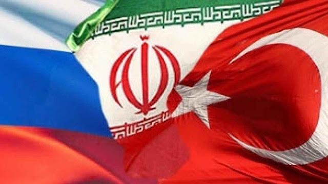 Πούτιν, Ερντογάν και Ροχανί υπέρ της εδαφικής ακεραιότητας της Συρίας