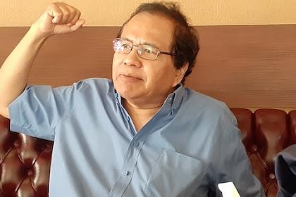 Rizal Ramli Sebut Budiman Sudjatmiko Punya Watak Penjilat