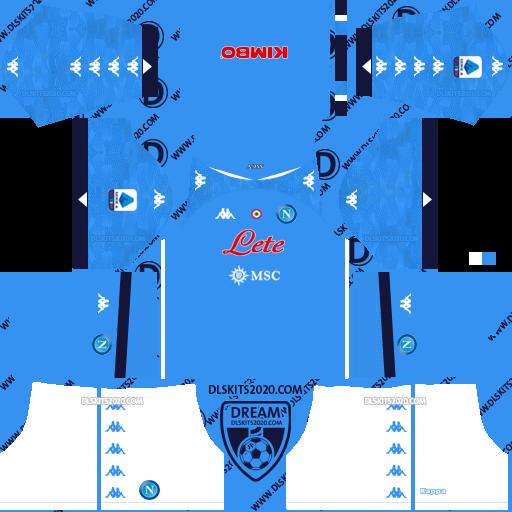 512×512 Napoli kits
