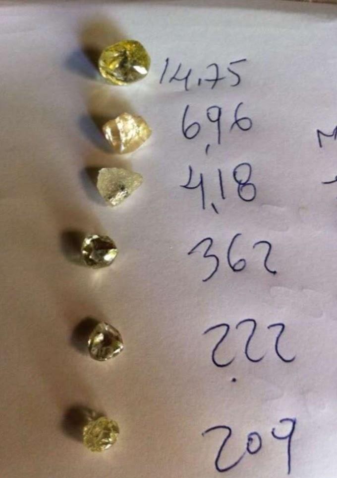 Polícia Federal desarticula bando que retirava diamantes em terras indígenas em RO