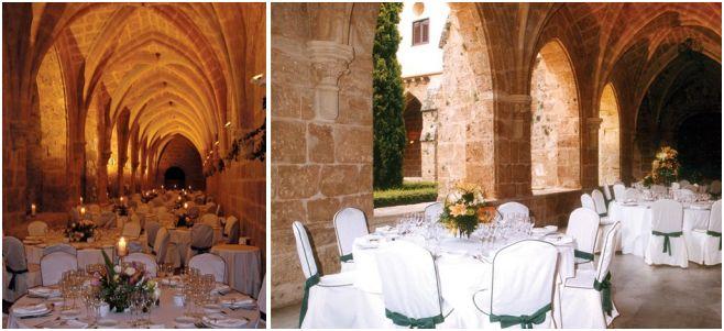 Monasterio de Piedra: Un lugar perfecto para tu boda