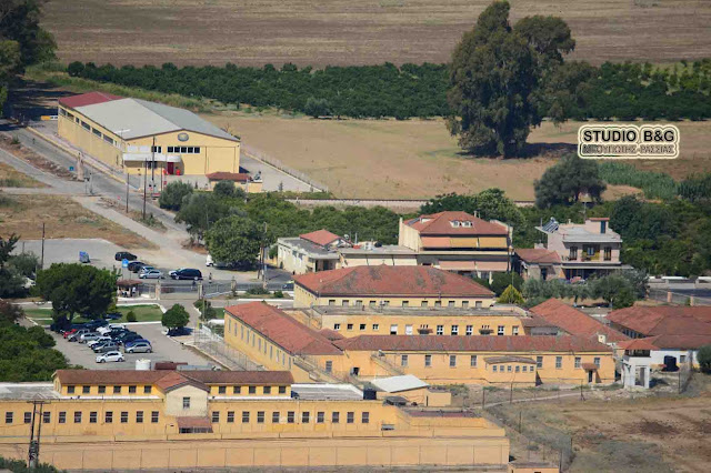 Έρευνα για την ανεξήγητη απόδραση από τις φυλακές της Τίρυνθας