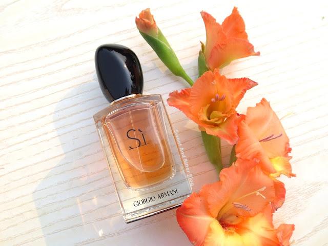 Giorgio Armani Si Eau De Parfum Review