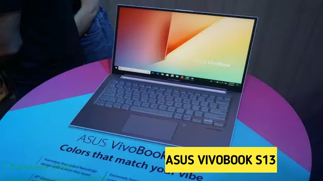 Asus laptop keren dari vivobook s13
