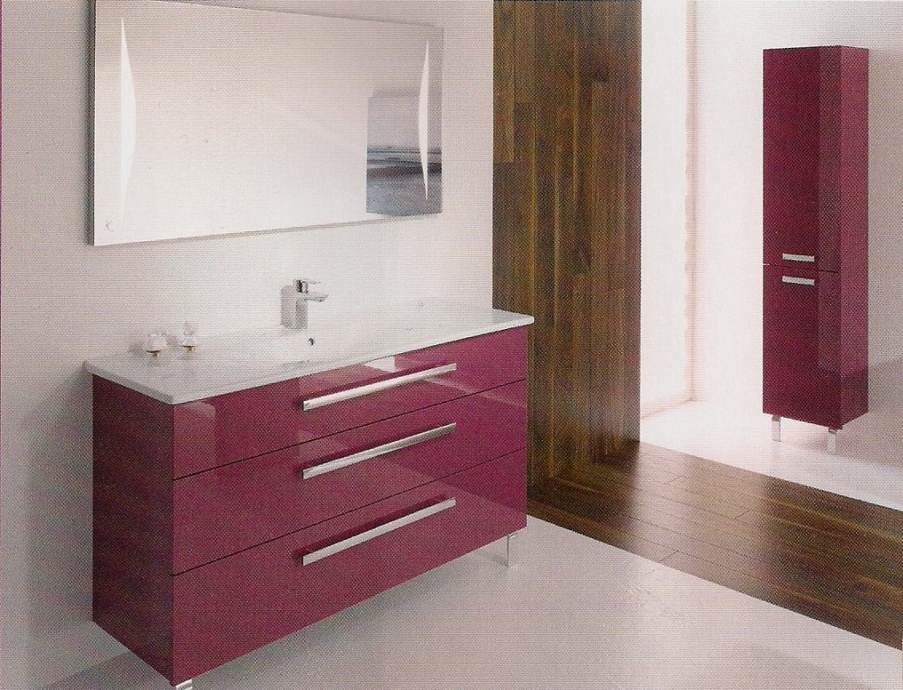 meuble vasque essento for burgbad salle de bain