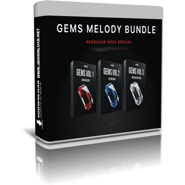 Cymatics - Gems Melody Bundle