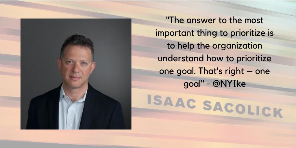 Driving Digital Transformation - Isaac Sacolick
