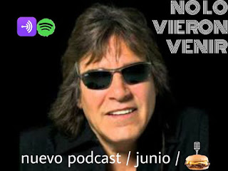 #NoLoVieronVenir: nuestro nuevo podcast de humor, música y actualidad!!