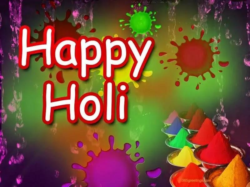 Happy Holi 2019 Images