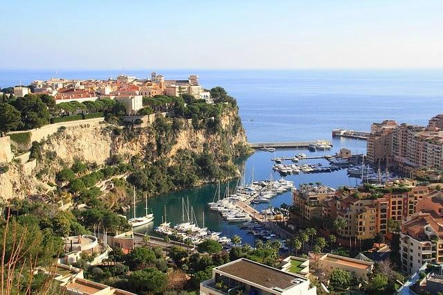 Monaco Sea Port