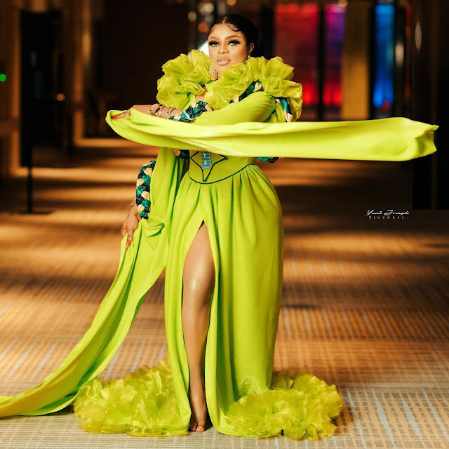 Bobrisky at 30: Crossdresser Shares his first birthday look as he vows to spend N7M on his birthday Photoshoot