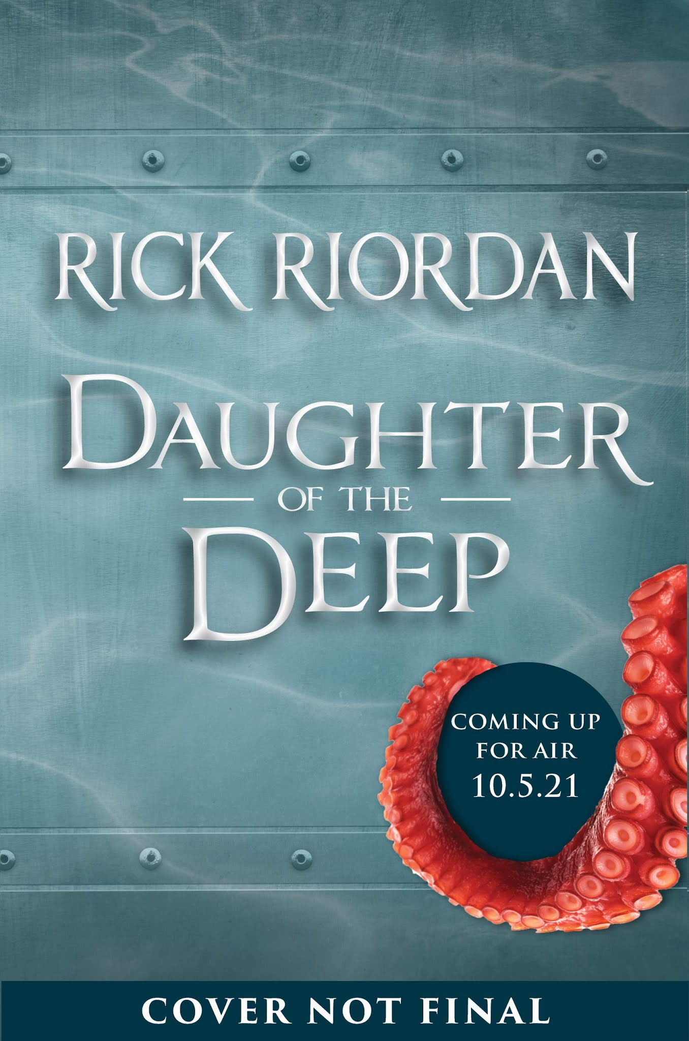 Daughter of the Deep by Rick Riordan