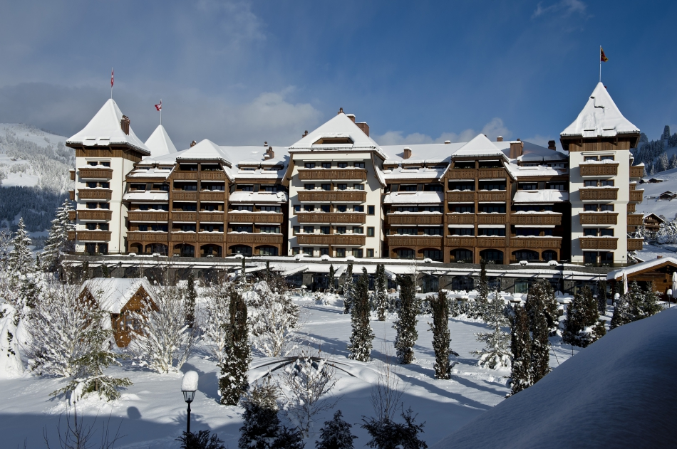 Gstaad's newest 5-star luxury property—Alpina Gstaad. Photo: Alpina Gstaad.