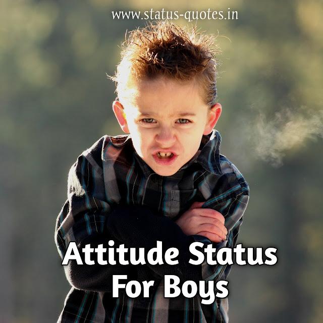 100+ Attitude Status For Boys In Hindi For Whatsapp  2021