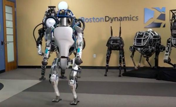 بوسطن دينامكس تكشف عن آخر ابتكاراتها